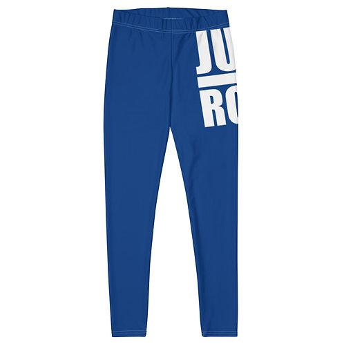 Royal Blue Just Rock Leggings
