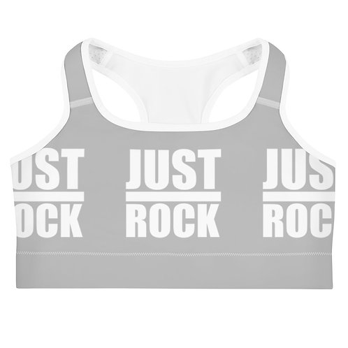 Just Rock Sports Bra