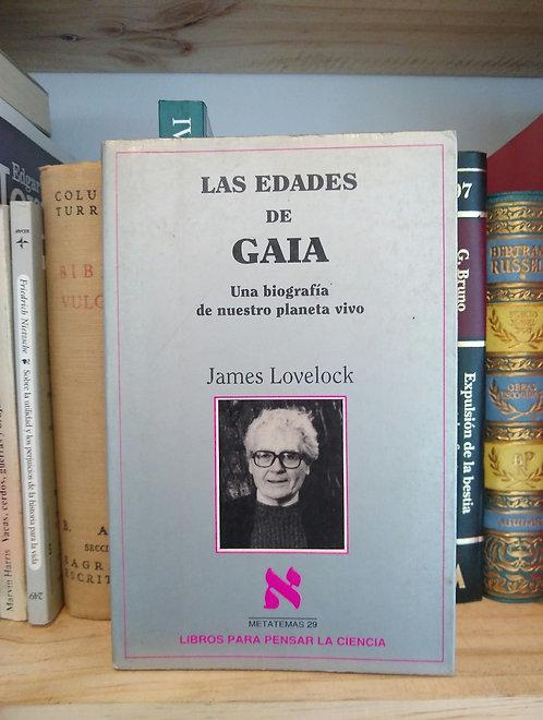 Las edades de Gaia. James lovelock