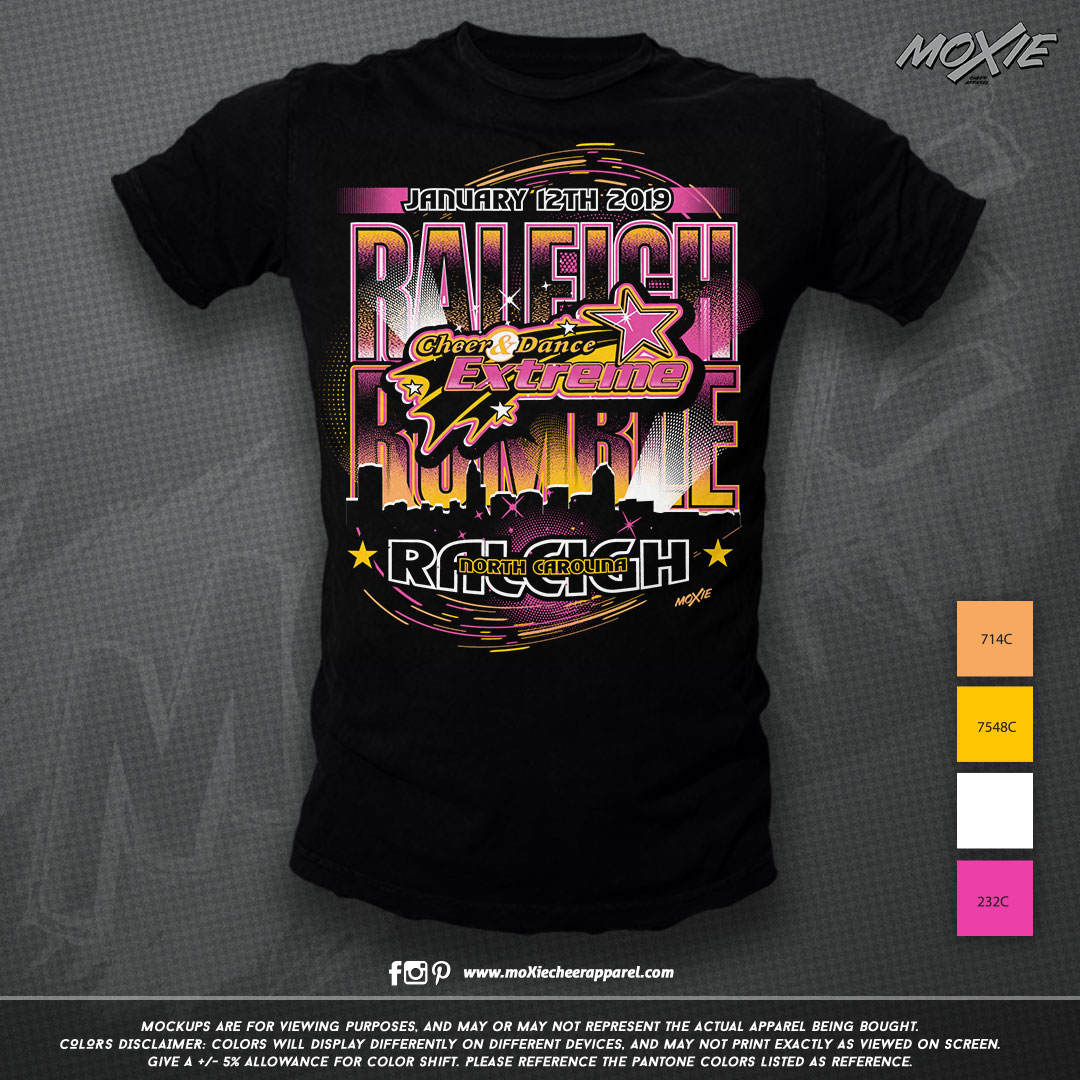 CDE-Raleigh-Rumble TSHIRT-moXie PROOF