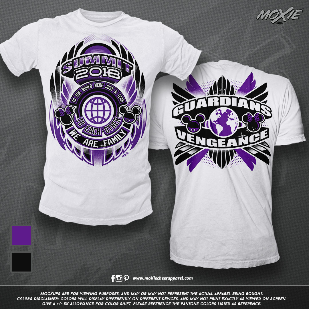 Twin Lakes Allstars SUMMIT 18 TSHIRT-moX