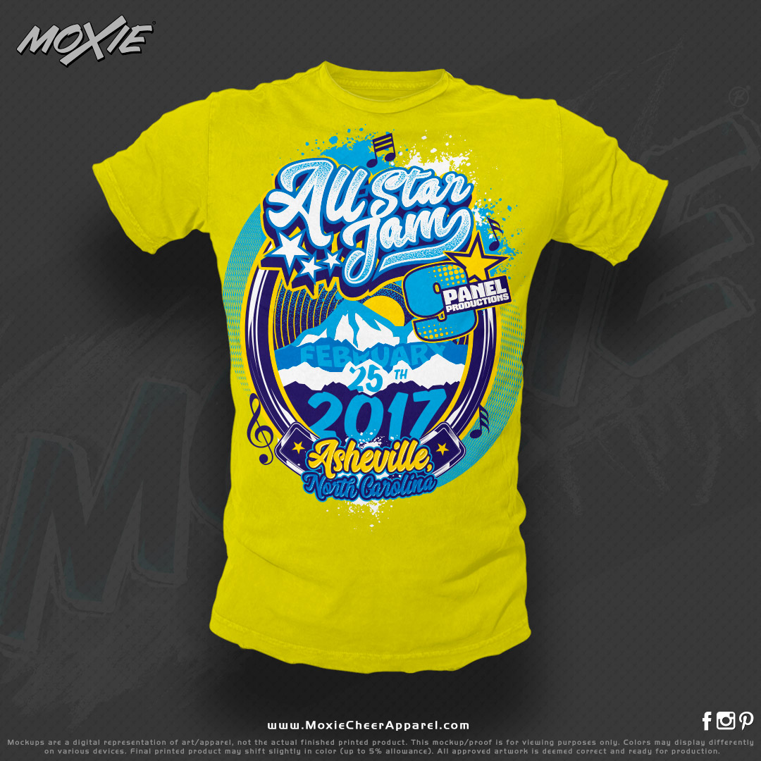 9-Panel-All-Star-Jam-Event-Tshirt-MOXIE-