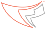 NEW LOGO_Peach-Gray_P Outline-100.png