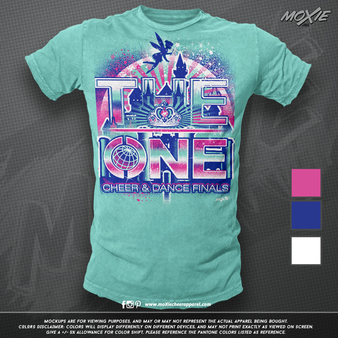 THE ONE Orlando TSHIRT-moXie PROOF
