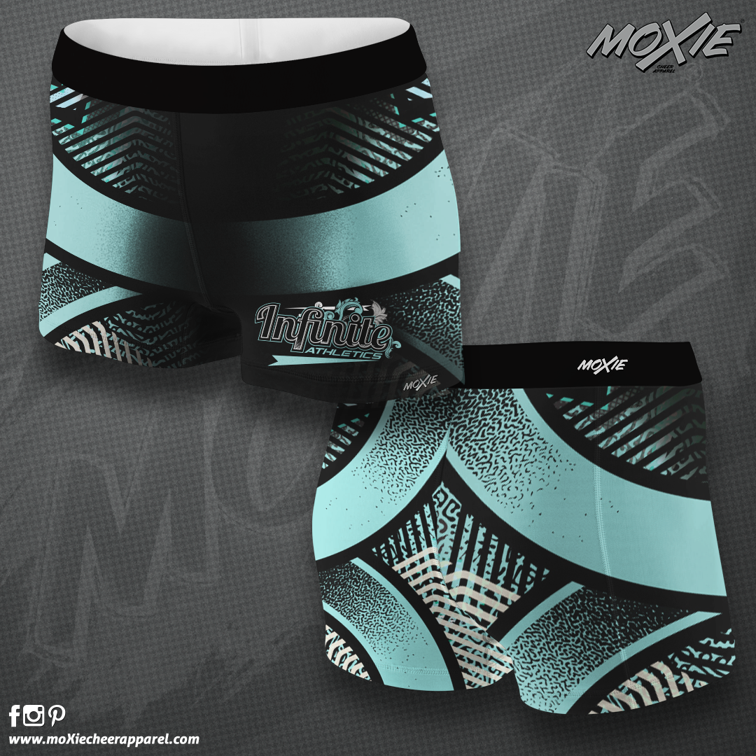 Infinite Athletics SHORTS-MOXIE CHEER AP