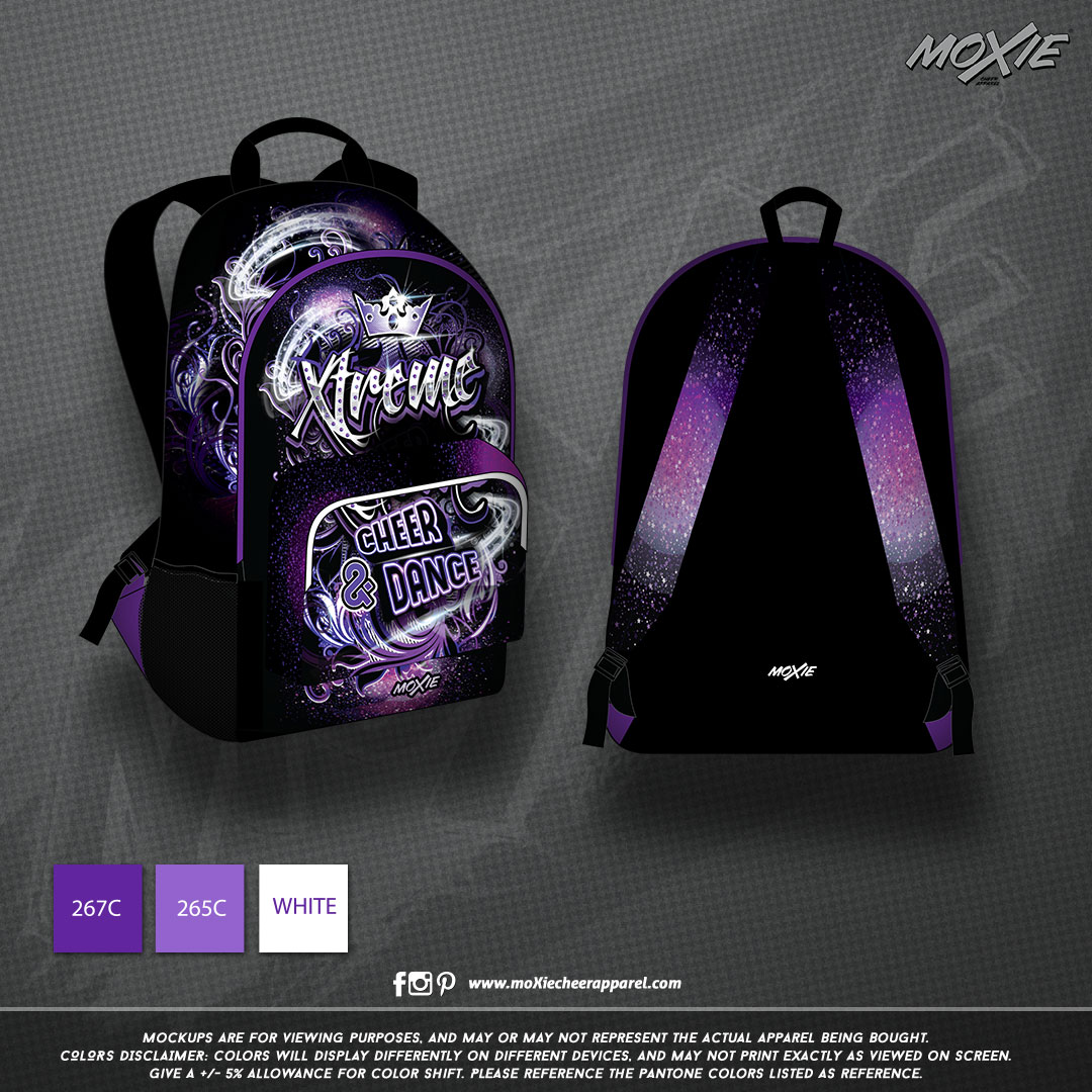 Xtreme C&D BACKPACK-moXie cheer apparel