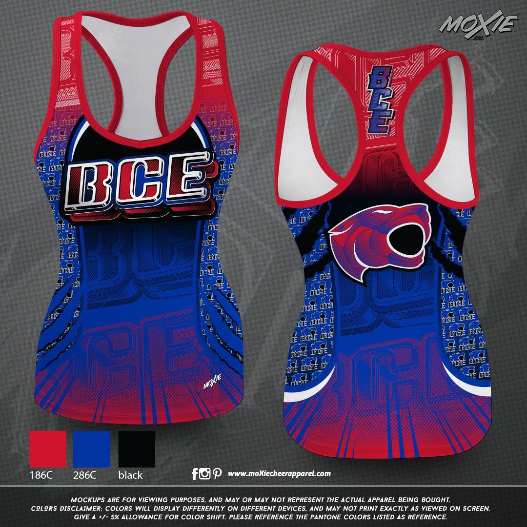 Buckeye-Cheer-Elite-PW TANK TOP-moXie PR