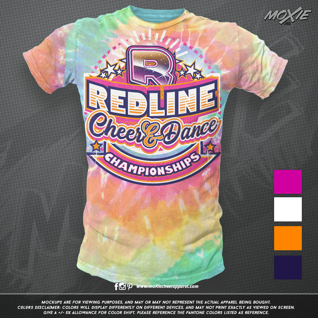 Redlines Cl Nationals TSHIRT-moXie PROOF