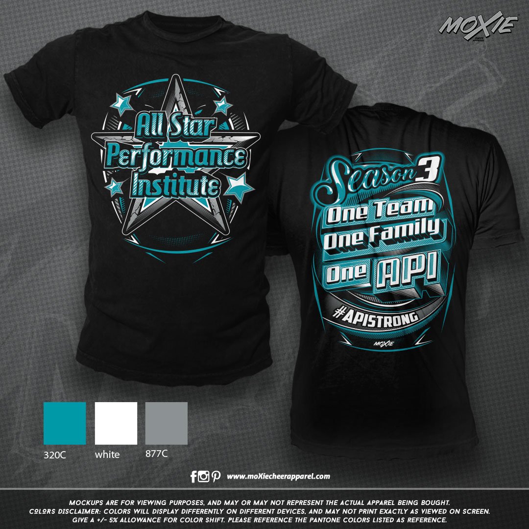 All-Star-Performance-Inst-TSHIRT-moXie P