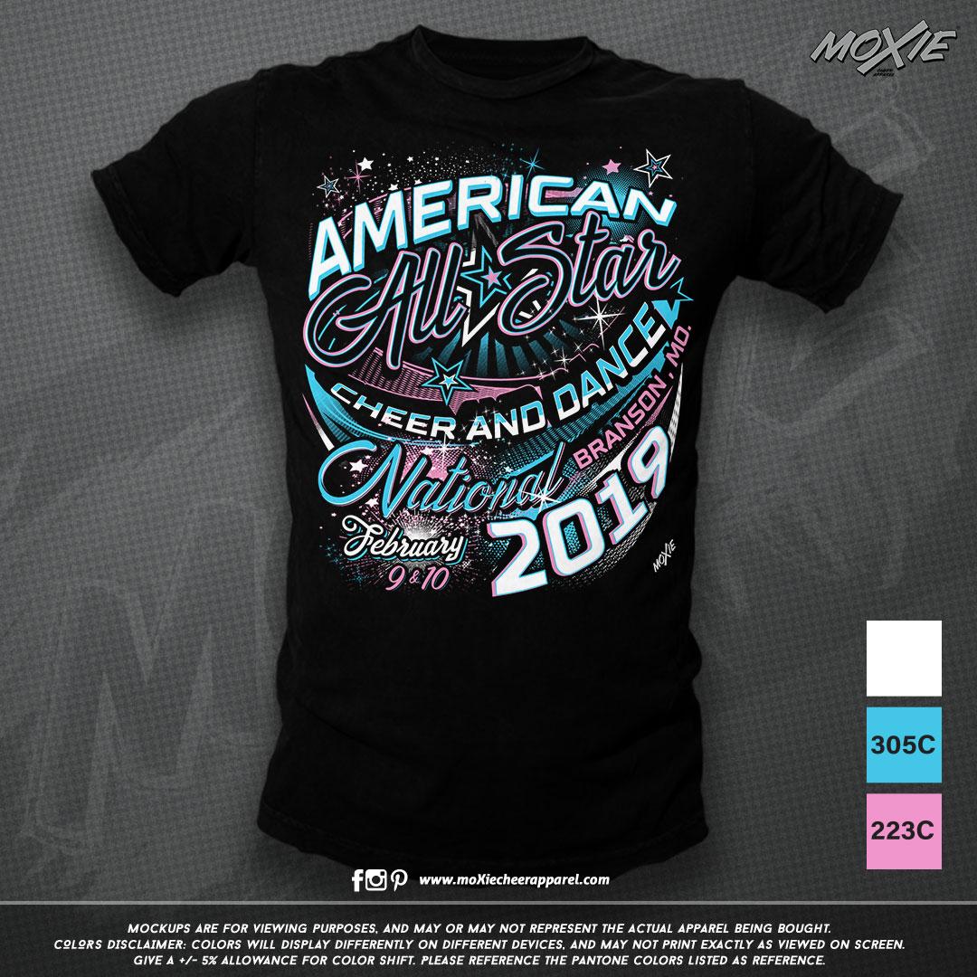 American All Stars NATLS TSHIRT-moXie PR
