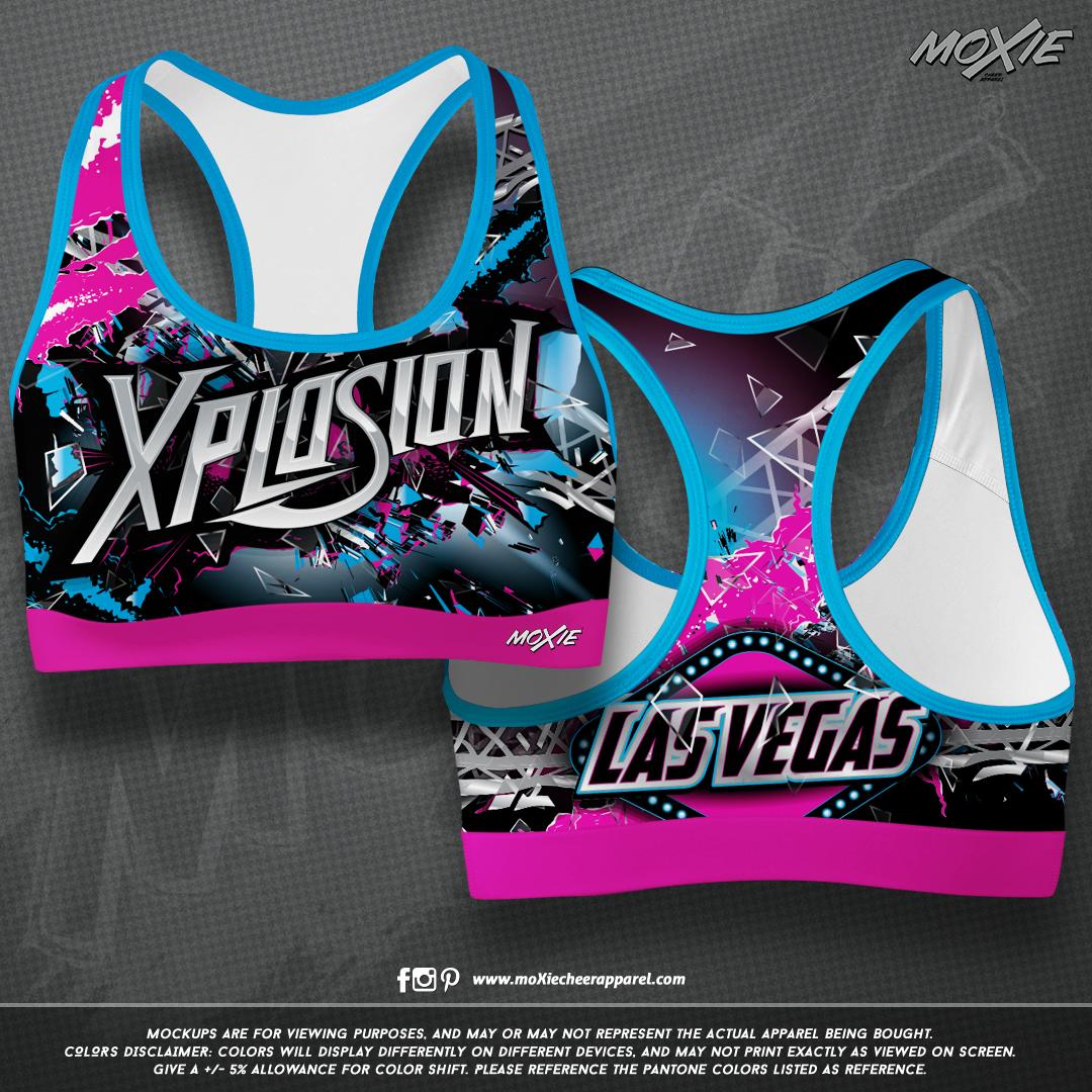 Las-Vegas-Xplosion-Cheer-SPORT BRA-moXie