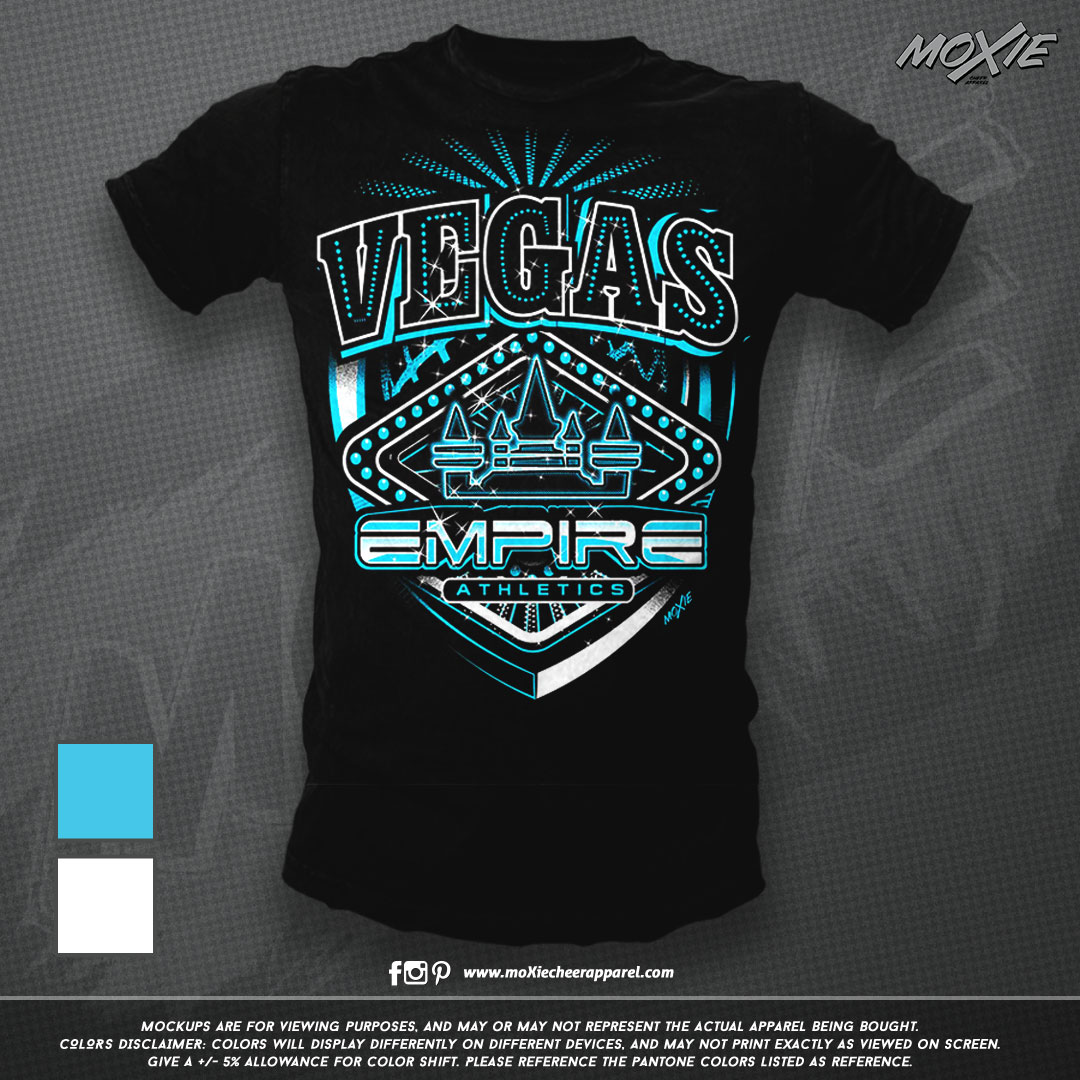 Vegas Empire Athletics-TSHIRT-moXie PROO