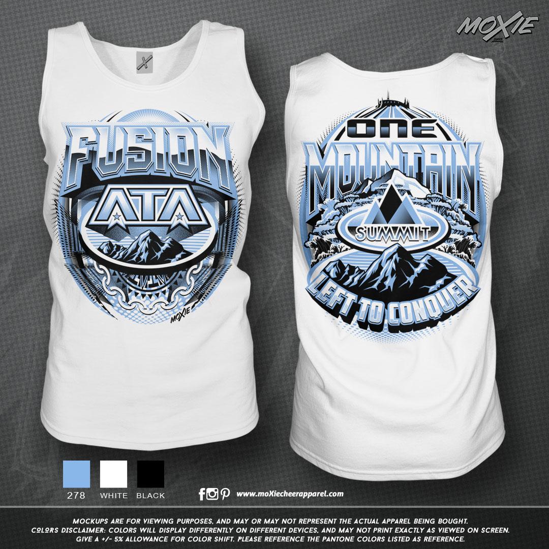 ATA Fusion TANK TOP-moXie PROOF