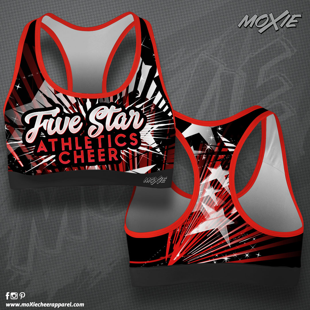 5-STAR-SPORT-BRA-MOXIE-CHEER APPAREL PRO