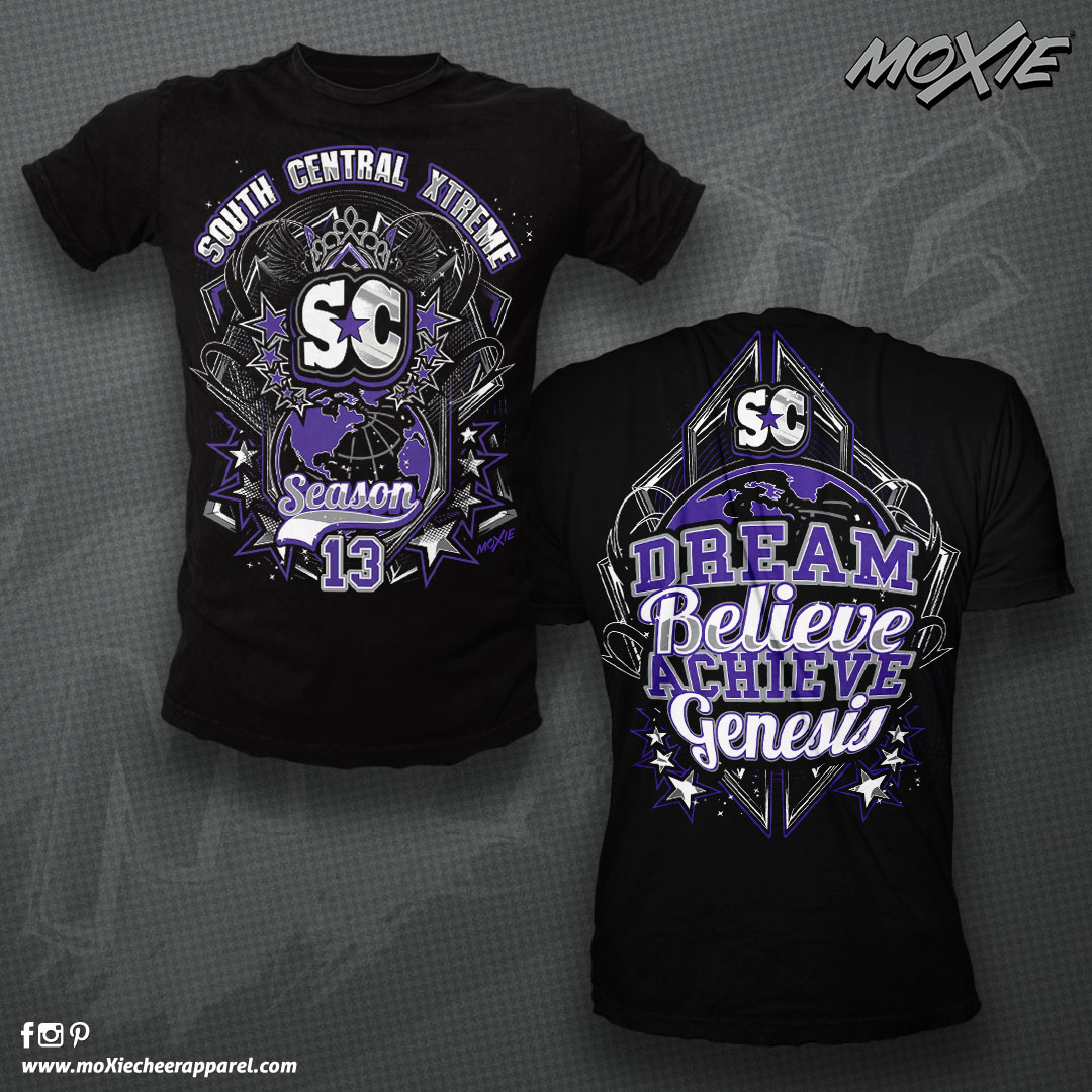 South Central Xtreme-TSHIRT-moXie PROOD.