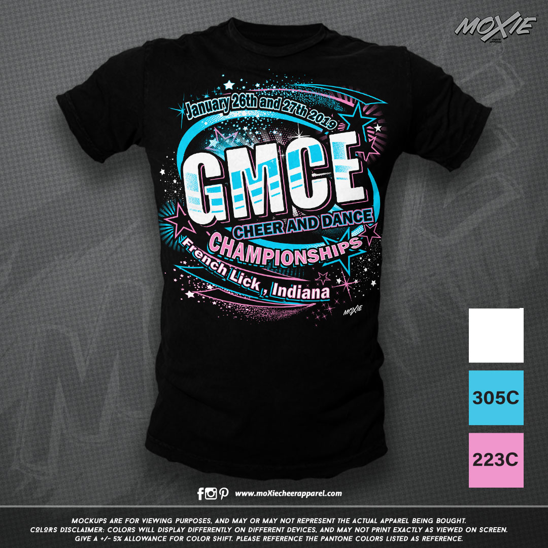 GMCE French Lick 19 TSHIRT-moXie PROOF