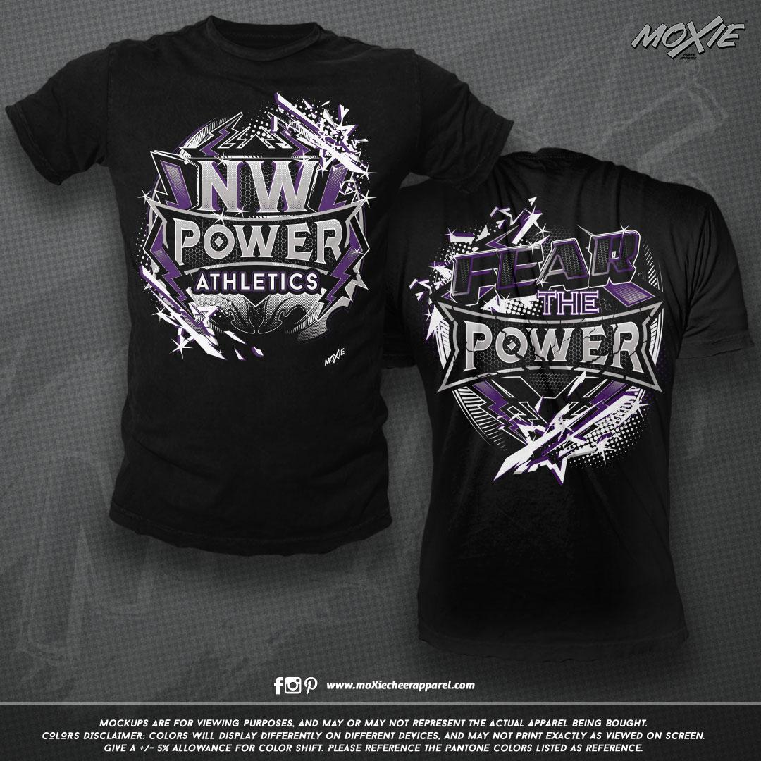 NW-Power-TSHIRT 1-moXie PROOF