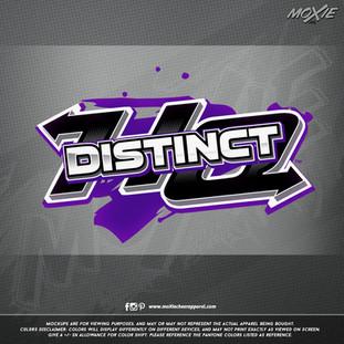 Distinct HQ-LOGO-moXie cheer apparel PRO