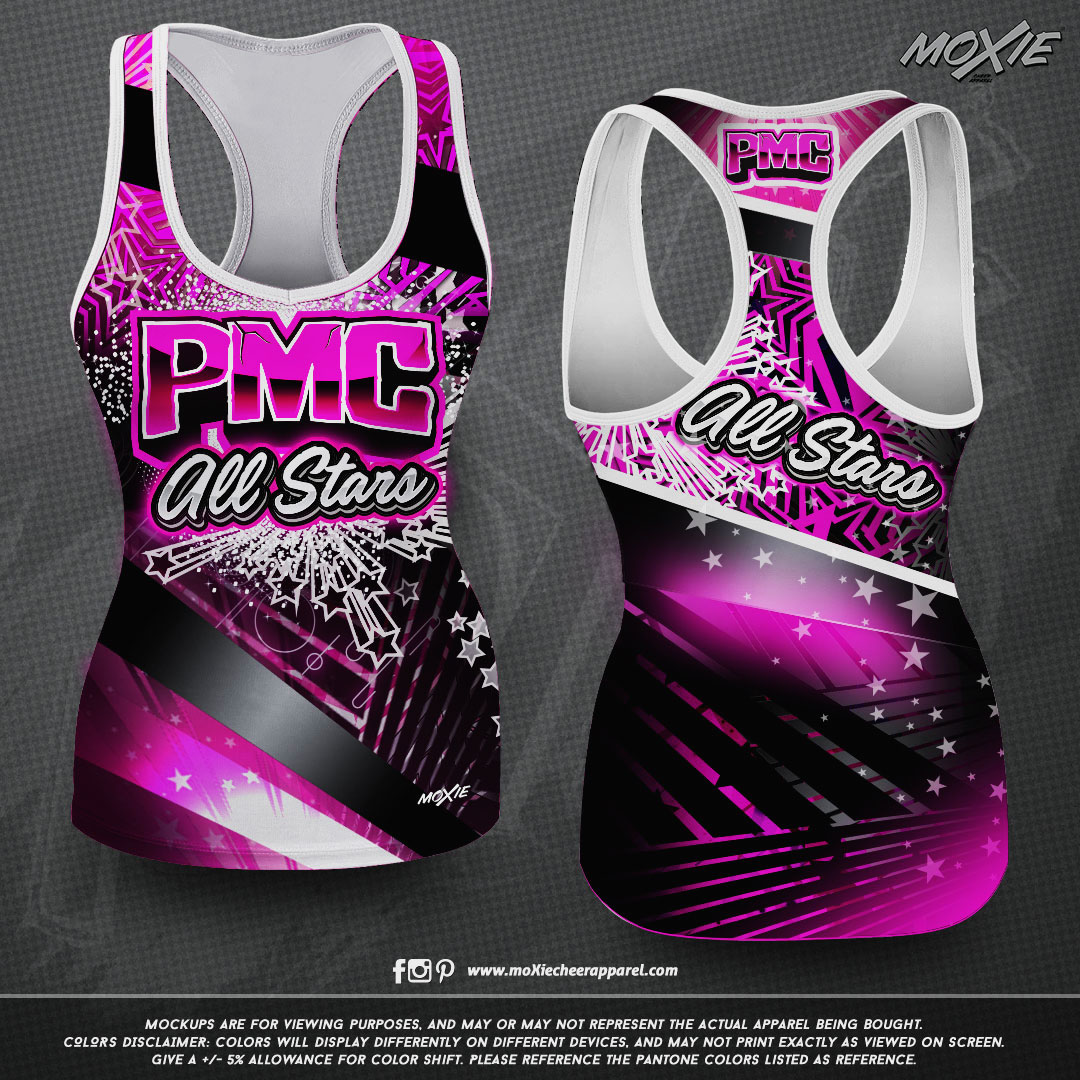 PMC TANK TOP-moXie PROOF