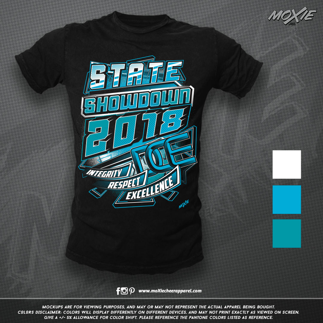 State-Showdown 2018 TSHIRT-moXie PROOF