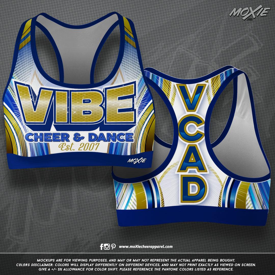 Vibe C&D-SPORT BRA-moXie PROOF