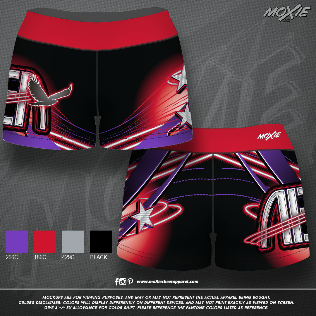 Airborne-Elite-Athletics-SHORTS-moXie PR