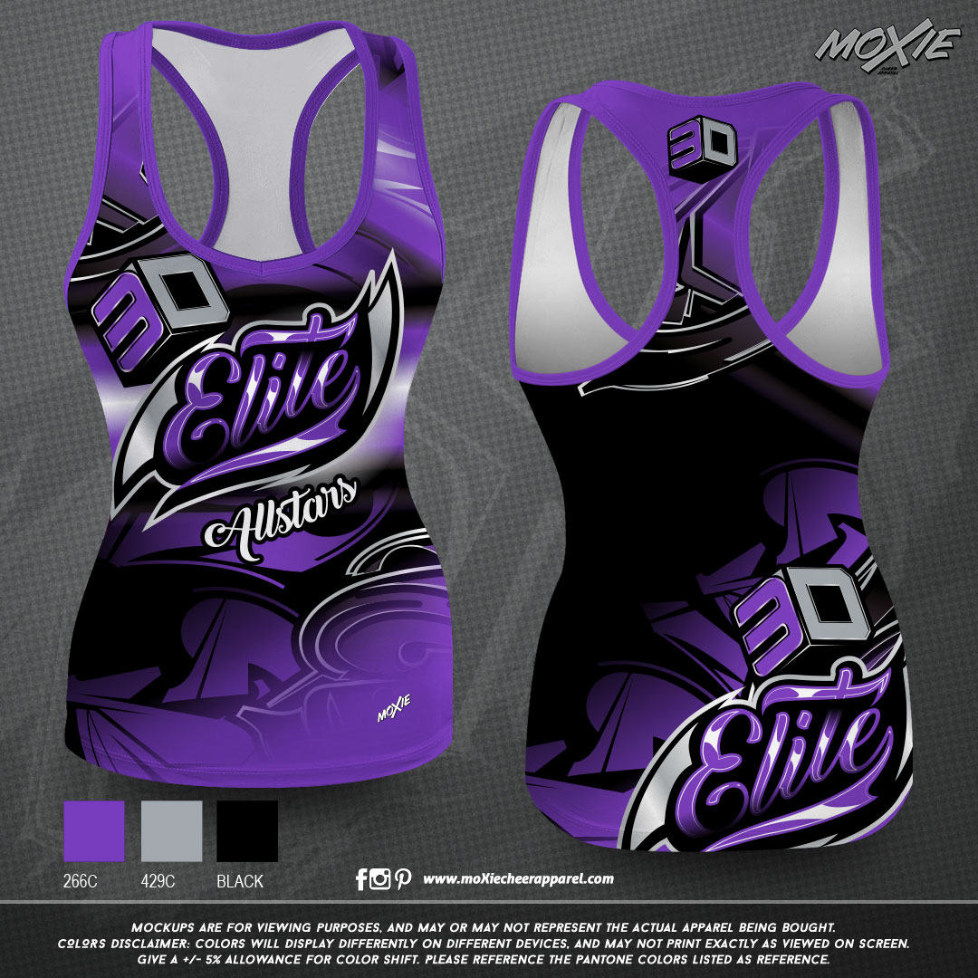 3D-Elite-TANK TOP-moXie PROOF