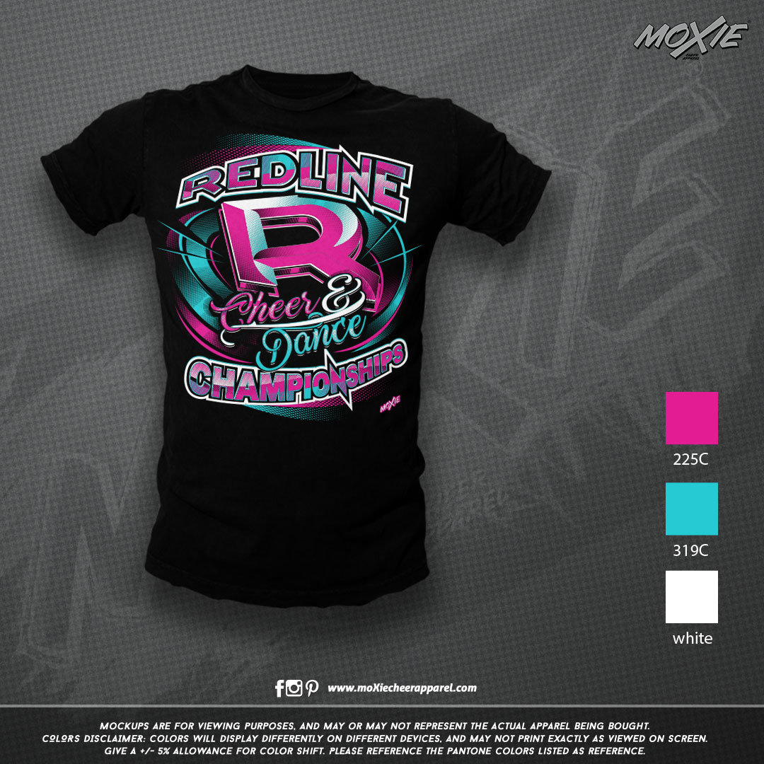 REDLINE C&D CHAMP 19-TSHIRT-moXie PROOF.