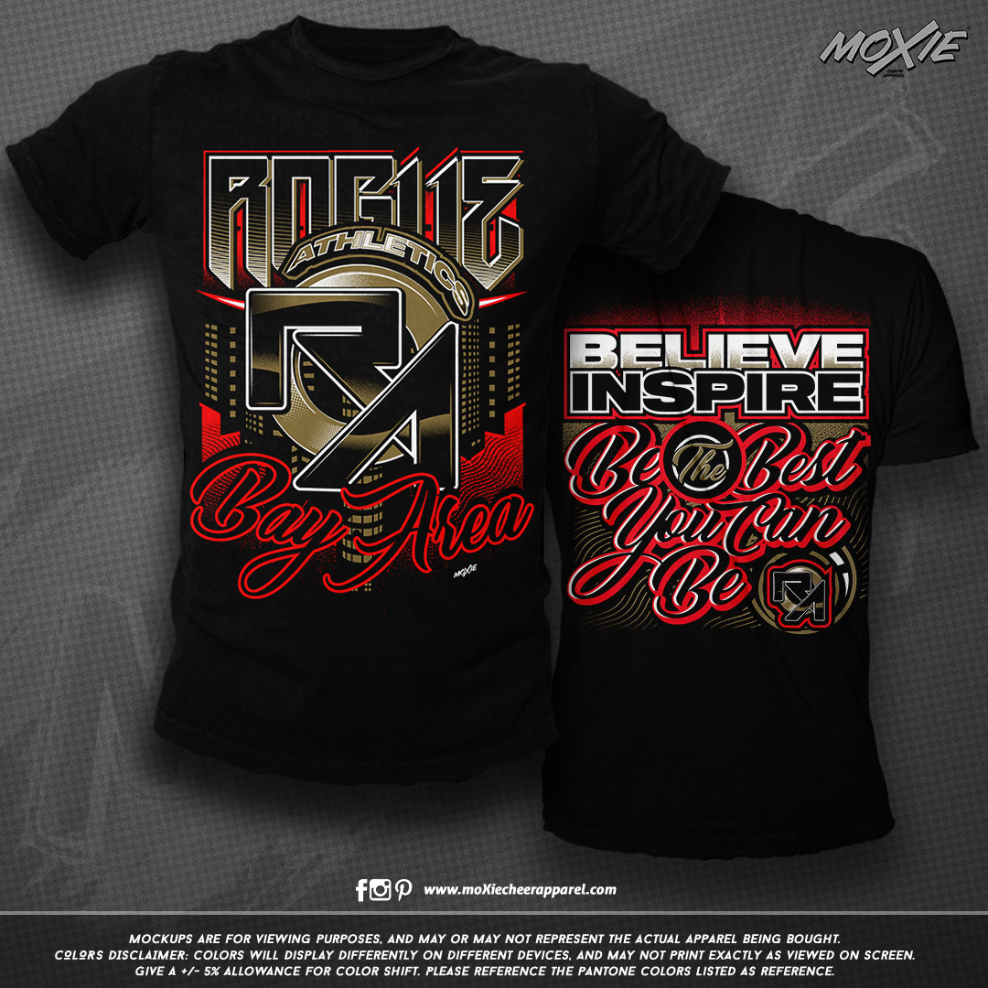 Rogue Athletics-TSHIRT-moXie PROOF