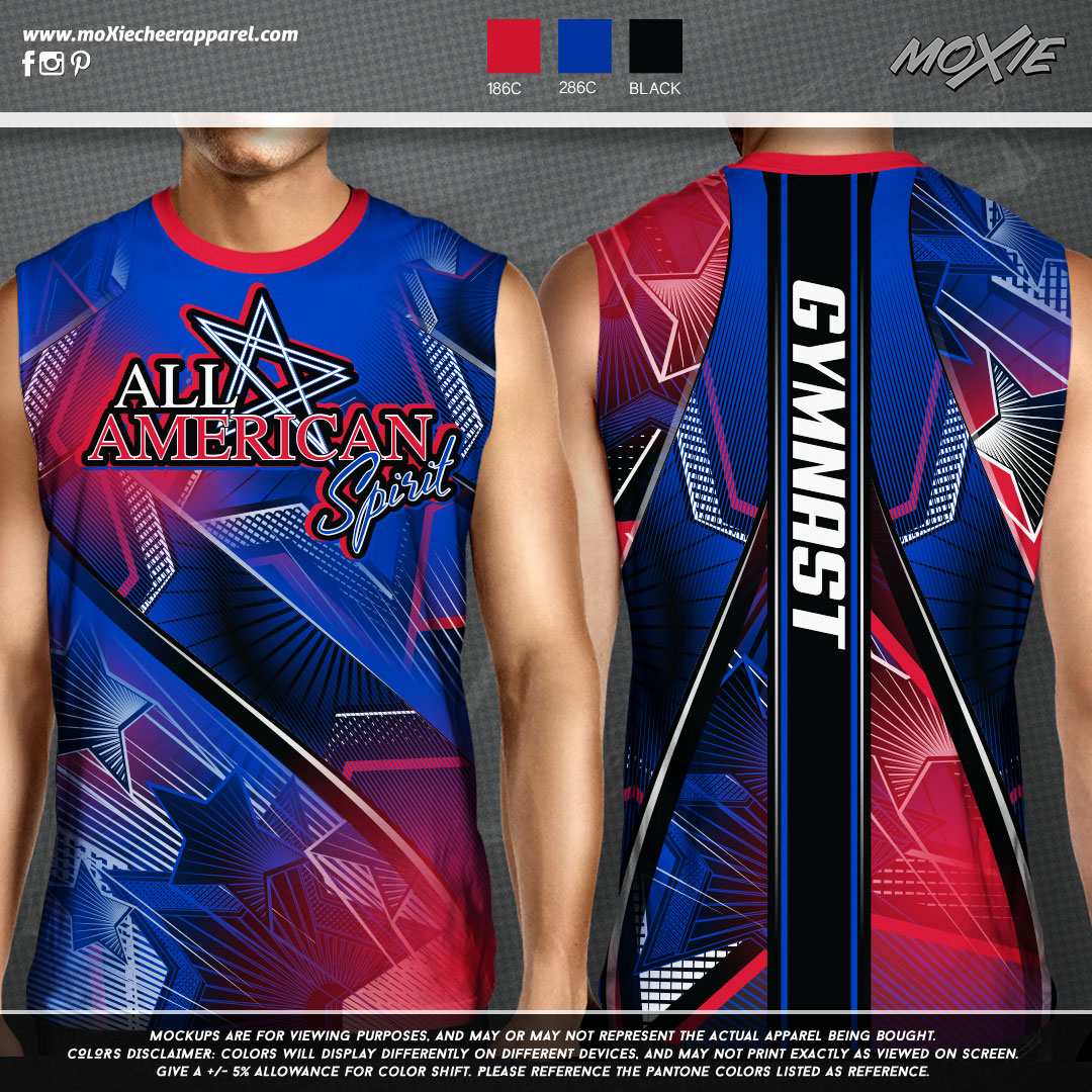 All-American-Spirit-MENS COMP SLEEVELESS