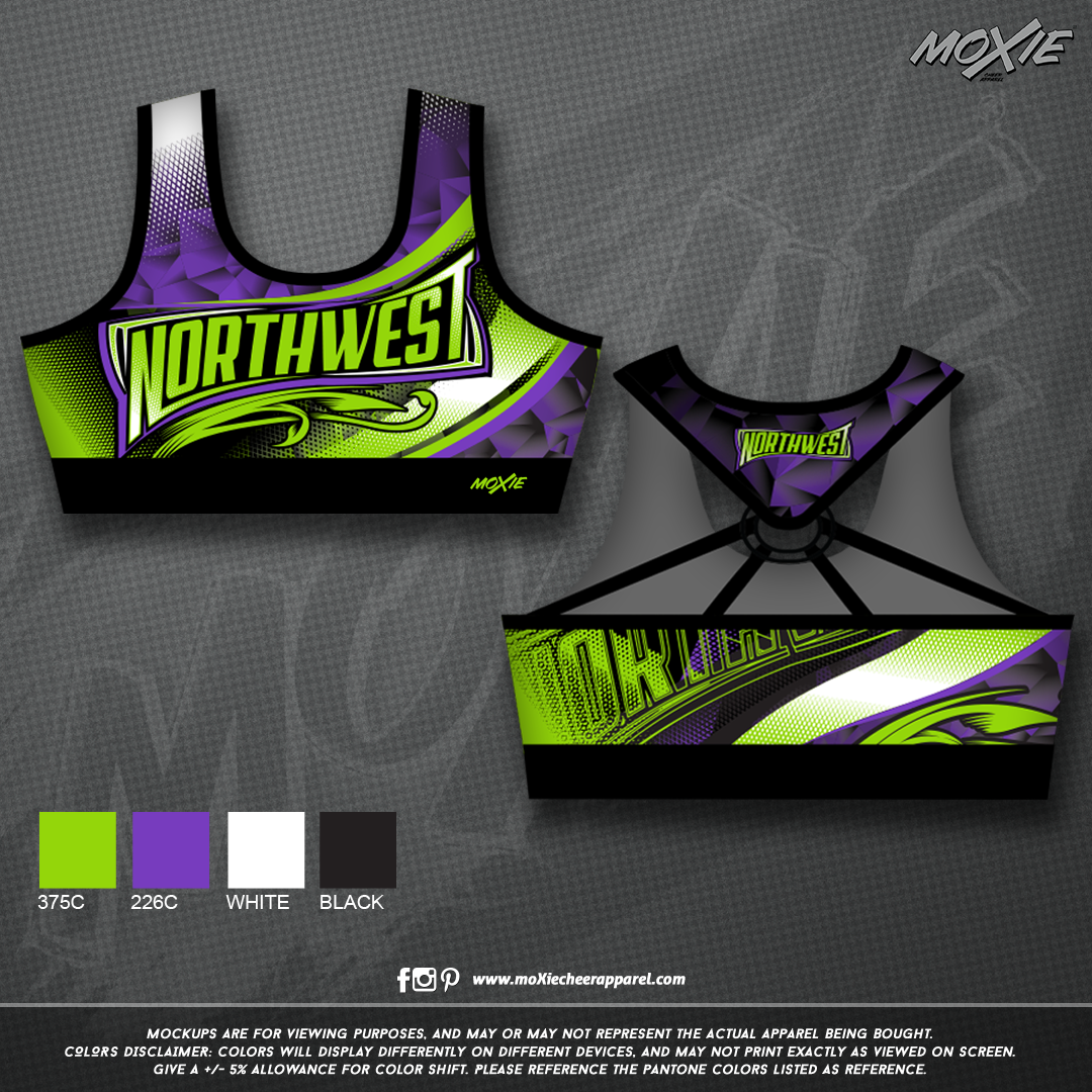 Northwest-Athletics-SPORT BRA-moXie PROO