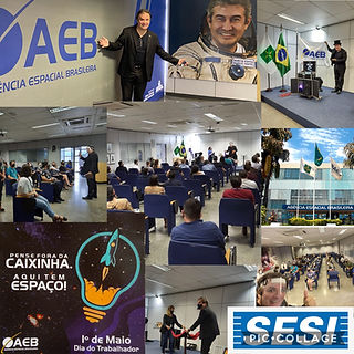 Agencia Espacial Brasileira AEB 2021 SES