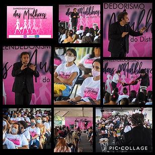 Palestra Mulheres Empreendedoras Bosco 2