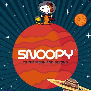 SNOOPY火箭升空計畫