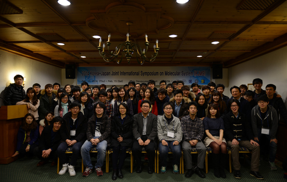 Korea-Japan Joint International Symposium on Molecular Systems (KJMS) in 2014
