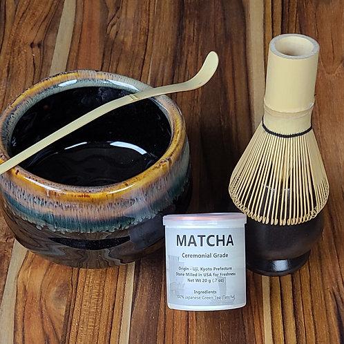 Matcha Starter Set