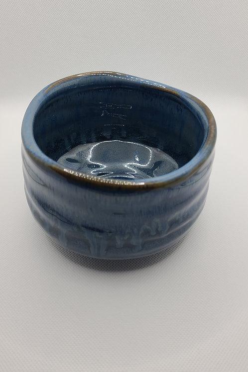 Luxury Blue Matcha Bowl