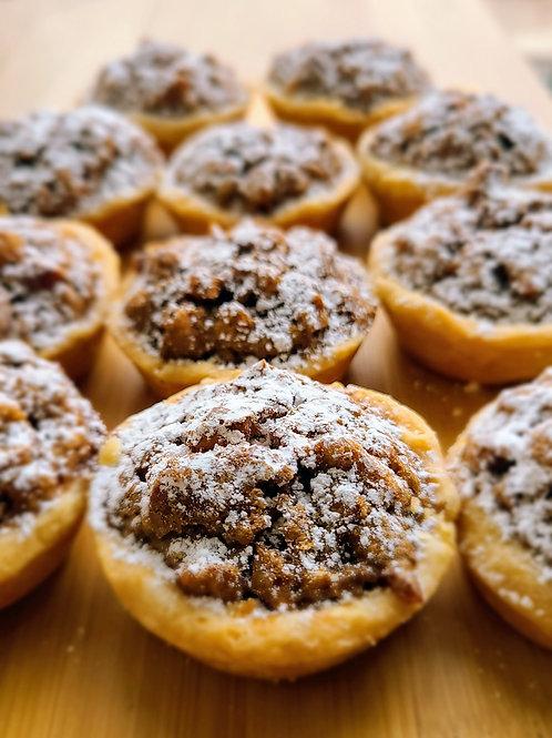 Grandma Marcia's Pecan Tartelettes