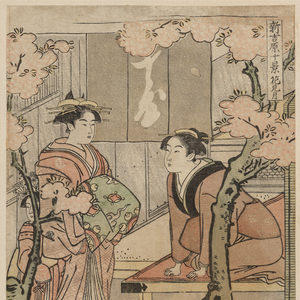 Hanami Zuki (Cherry Blossom Viewing Month)