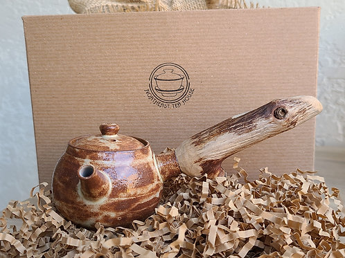 Rust Mini Tea Pot - 100ml