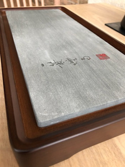 Slate Tea Table