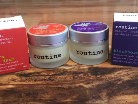 Routine De-Odor-Cream Natural Deodorant
