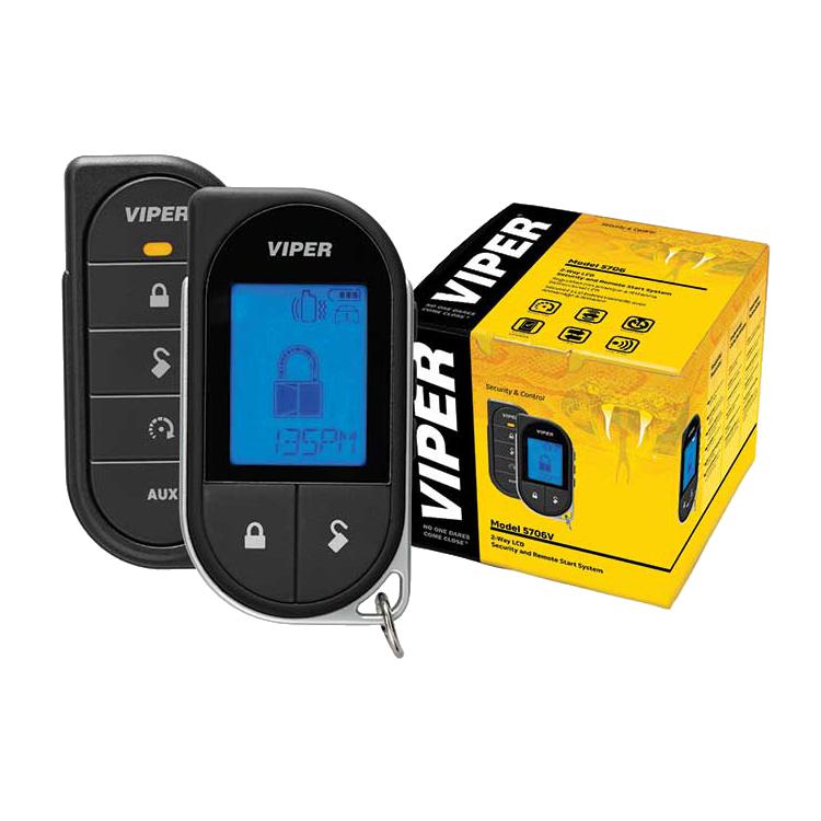 Viper 5706 V 2-Way Remote Start