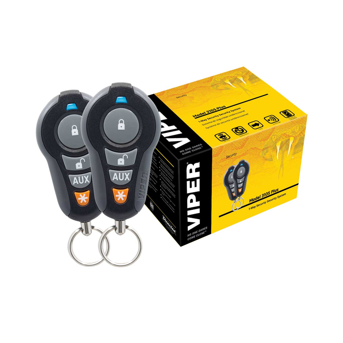Viper 3105 V One Way Security System