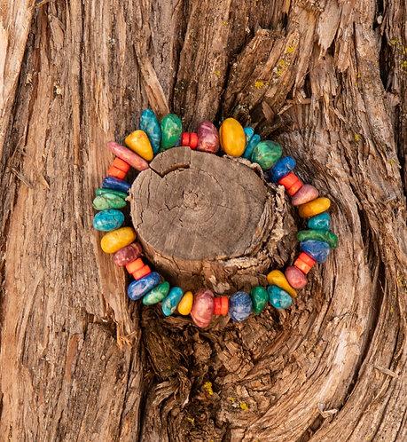 TFP-Stone Multi-Colors Bracelet