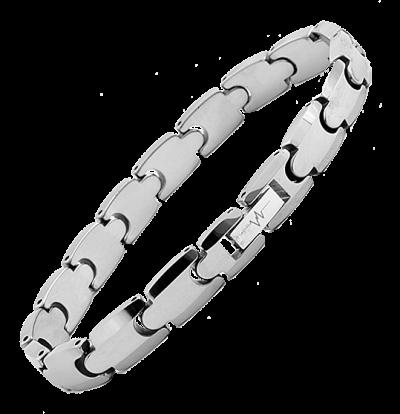 Tungsten Silver Curve 10mm