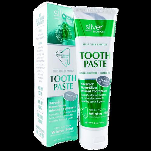 SilverSol Toothpaste 4 oz