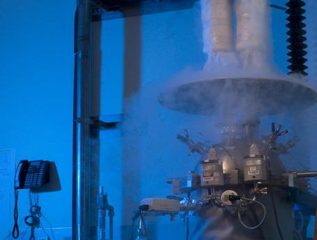 Cryostat 100
