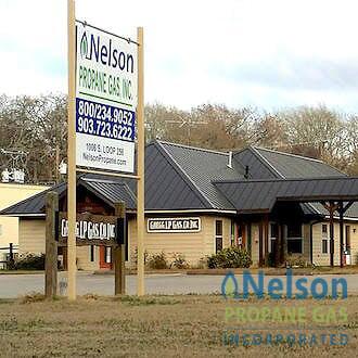 Propane Services In Palestine, Texas -  Nelson Propane Inc.
