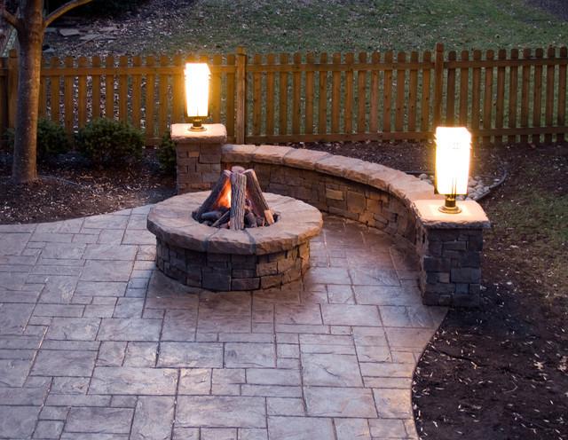 Nelson Propane - Landscape gas lamps